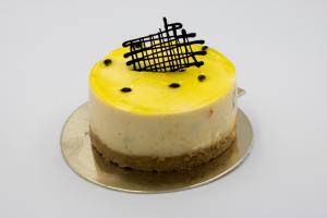 Cheese Cake Maracuya Monoporción