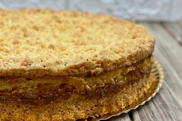 Kuchen Ciruela - Streusel