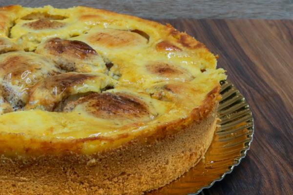 Kuchen Manzana