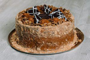 Torta Hoja Manjar Nuez