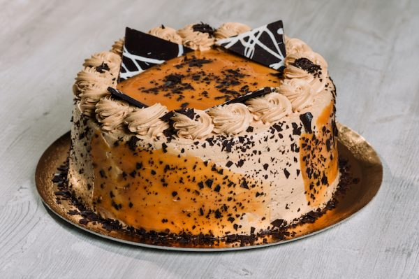 Torta Muselina Manjar