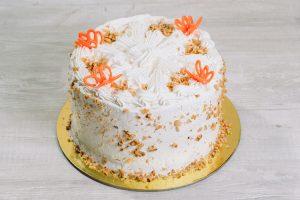Torta Zanahoria